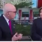 Michael Wolff Appears On Morning Joe. Things Didn't Go Well.